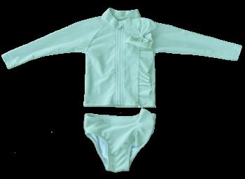 dd491eda94342 0-3 Month Girls Swimsuits, Sunsuits, Rash Guard Suits, Sun Hats, UV ...